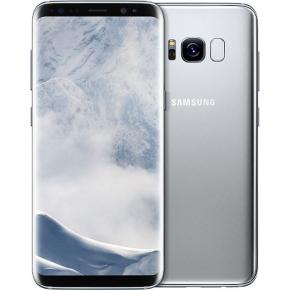 Samsung Galaxy S8 smartphone, 4G, Sølv