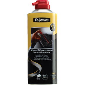 Fellowes luftspray, 200ml.