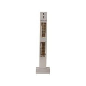 "Terrassevarmer ""SMART TOWER"" 3,0 kW, H:126 cm"