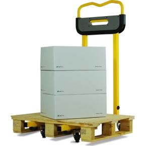 Pallea Basic palleløfter,  400kg,  L: 1200 mm