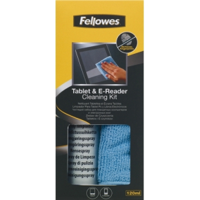 Fellowes rengøringssæt til tablets og e-readers