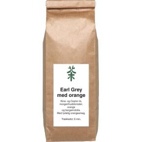 Earl Grey med orange, løs te, 250g