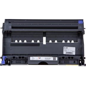 MM DR2005 lasertromle, sort, 12000s