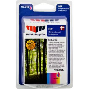 MM No.343/C8766EE blækpatron, 3 farver, 420s