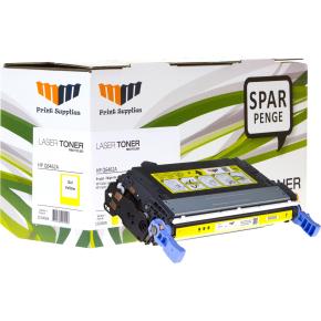 MM Q6462A lasertoner, gul, 12000s
