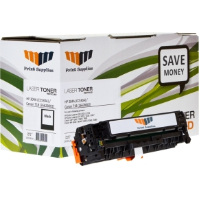 MM CC530A / 2662B002 lasertoner, sort, 3500s