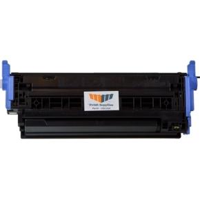 MM Q6000A  / 124A / CRT-707B lasertoner, sort