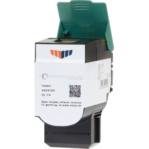 MM Lexmark C540H1YG Lasertoner, Gul