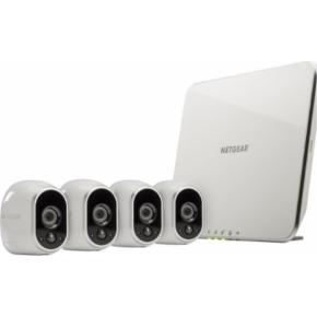 Netgear VMS3430 Arlo, 4 IP kameraer+videoserver