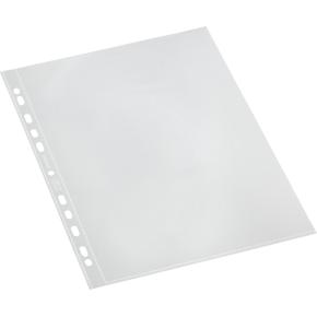 Bantex lomme A4, PP, 0.12mm, top, 100stk