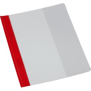 Bantex tilbudsmappe A4, ekstra kraftig, rød