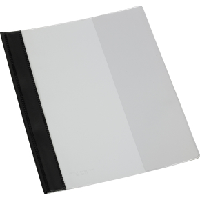 Bantex tilbudsmappe A4, ekstra kraftig, sort