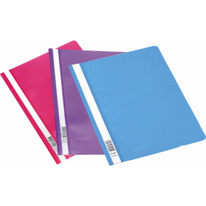 Bantex tilbudsmappe A4, lysblå