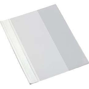 Bantex tilbudsmappe med indstikslomme A4 - hvid