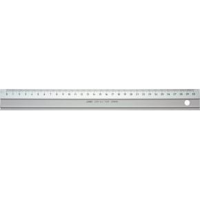 Linex 1960M aluminiumslineal, 600 x 35mm