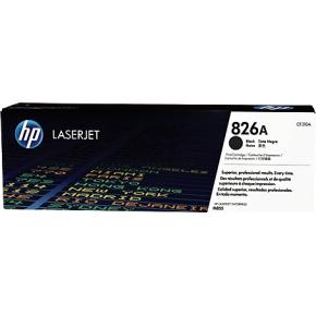 HP 826A/CF310A Lasertoner, sort, 29000s
