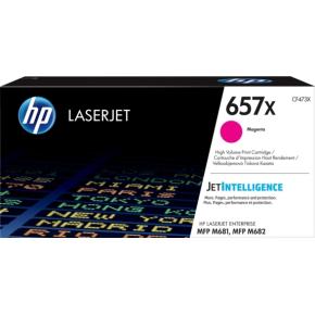 HP 657X/CF473X Lasertoner, rød, 23000s