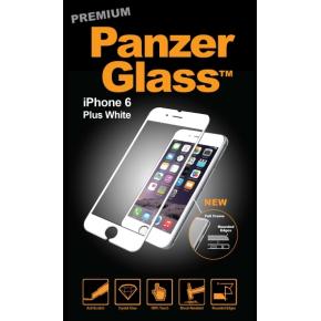 PanzerGlass PREMIUM iPhone 6/6S+ White - 3D Touch