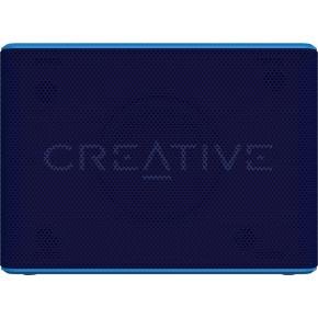 Creative MUVO 2C Bluetooth højtaler, Blå