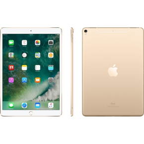 "Apple iPad Pro 10.5"" 4G, 256GB, Guld"