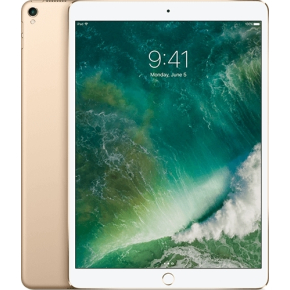 "Apple iPad Pro 10.5"" Wi-Fi, 512GB, Guld"