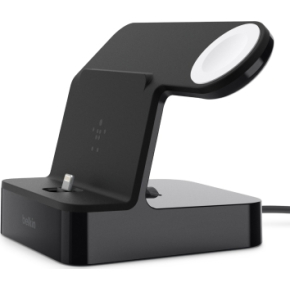 Belkin PowerHouse Charge Dock, sort