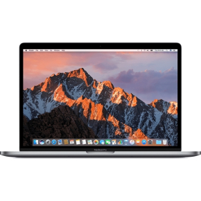 "Apple MacBook Pro i7 15"" 256GB Touchbar space grey"