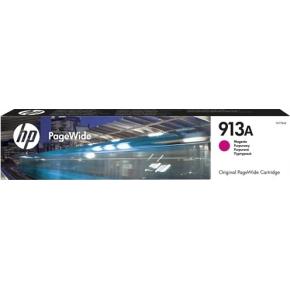 HP 913A PageWide blækpatron, rød, 3000s