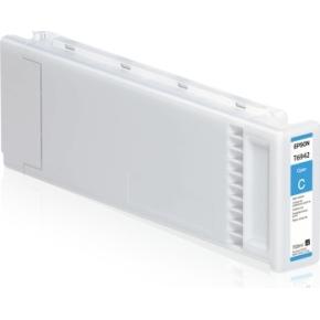 Epson T694200 UltraChrome XD, blækpatron, blå
