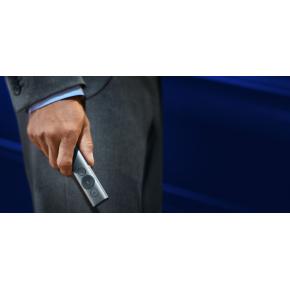Logitech Spotlight Plus Presenter, Slate, B2B