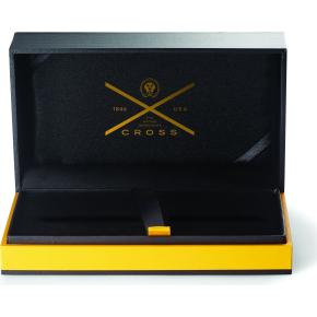 Cross Peerless rollerpen, 23kt Gold Plate