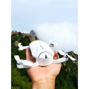 Zerotech DOBBY-S Wi-Fi, 4K drone, hvid