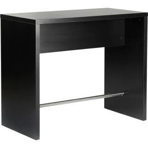 Detroit højt møde bord B60xL120xH100 cm Sort - køb til fast lav pris ...