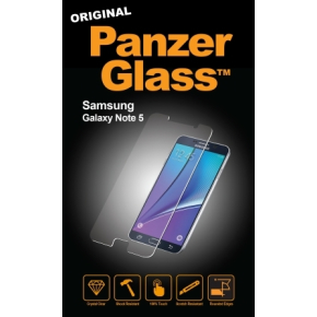 PanzerGlass skærmbeskyttelse Samsung Galaxy Note 5