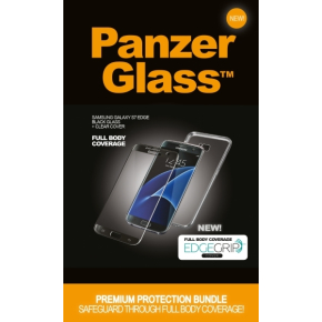 PanzerGlass PREMIUM Samsung S7 Edge Black w/Edge