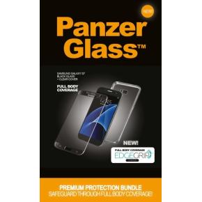 PanzerGlass PREMIUM Samsung S7 Black w/Edgegrip