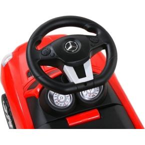 Mercedes SLS AMG gåbil, rød