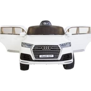 El-drevet Audi Q7B 12V, Hvid
