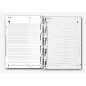 Mayland Timekalender 2018, dag, blå