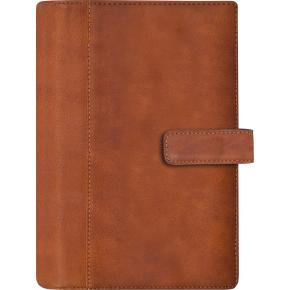 Mayland System PP uge, højformat, brun skind