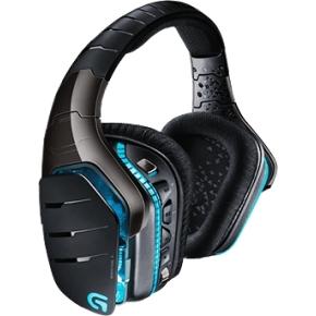 Logitech G933 Artemis Spectrum, Trådløst headset