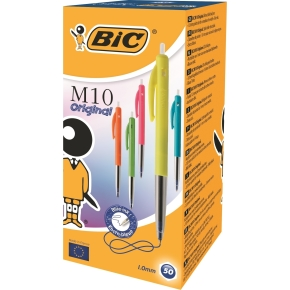 Bic M10 Ultracolors, medium ass. farver