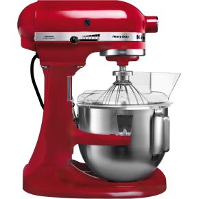 KitchenAid Heavy Duty Standmixer, 4,8 L, rød