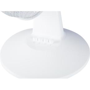 Max Bordventilator 30 cm, hvid