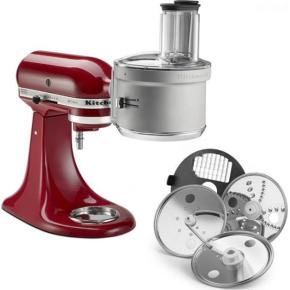 KitchenAid 2FPA foodprocessor til Artisan standmix