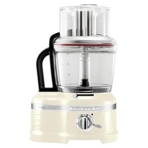 KitchenAid Artisan foodprocessor, creme - 4 liter