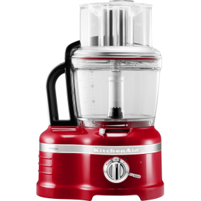 KitchenAid Artisan foodprocessor, rød - 4 liter