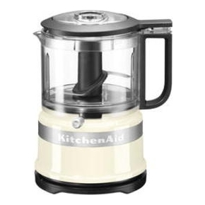 KitchenAid mini-foodprocessor, creme - 0,95 liter