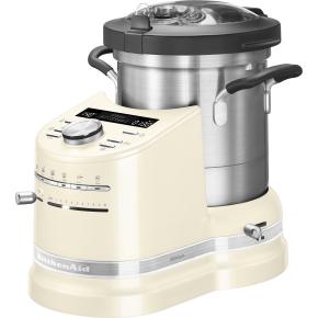 KitchenAid Artisan cookprocessor, creme - 2,5 L