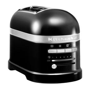 KitchenAid Artisan toaster 2-skiver, sort